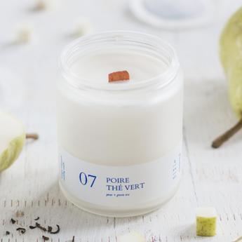 Flambette Flambette - 8oz Candle, Pear and Green Tea