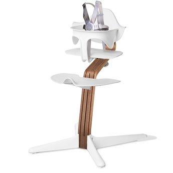 Nomi Nomi - Chaise Haute Tige Premium, Noyer