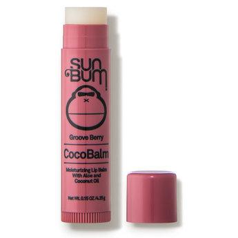SunBum SunBum - CocoBalm Lip Balm, Groove Berry