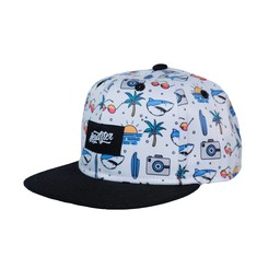 Headster Kids Headster Kids - Casquette Beach Mix