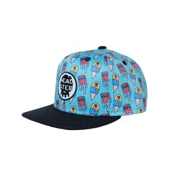 Headster Kids Headster Kids - Casquette Monster Freeze Blue