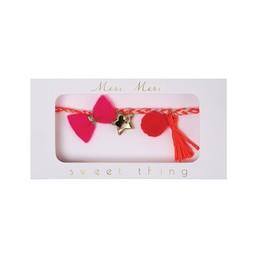Meri Meri Meri Meri - Pink Plated Bracelet