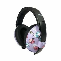 Baby Banz Baby Banz - Earmuffs, Butterflies