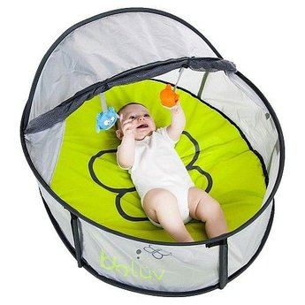 bblüv BBLüv - Lit de Voyage et Tente de Jeu Nidö Mini/Nidö Mini Travel Bed and Play Tent