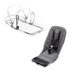 Bugaboo Bugaboo Donkey2 PLUS - Habillage pour Ensemble d'Extension Duo