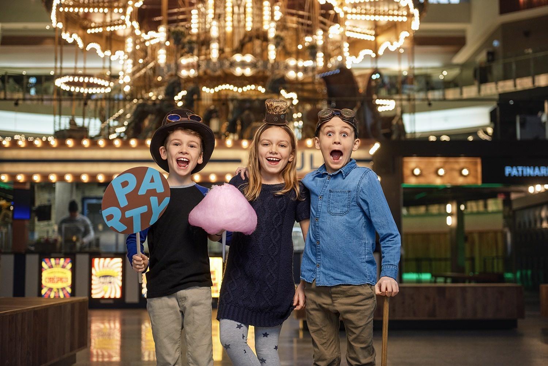 10 chouettes endroits pour une fête d'enfants à Québec