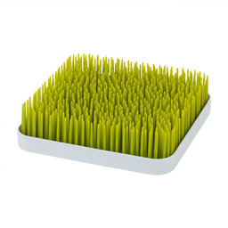 Boon Boon - Égouttoir à Biberons Grass/Grass Drying Rack, Vert/Green