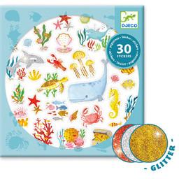 Djeco Djeco - Autocollants, Aqua Dream