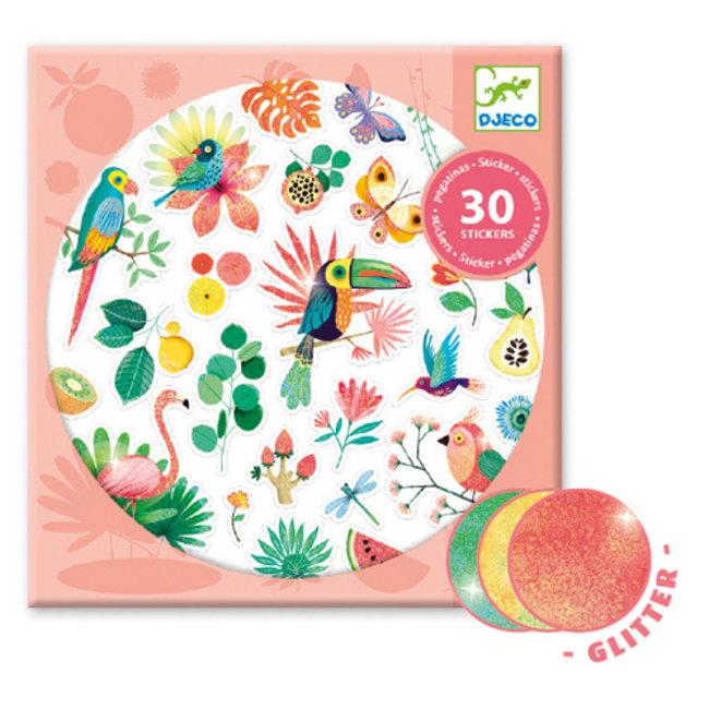 Djeco Djeco - Stickers, Paradise