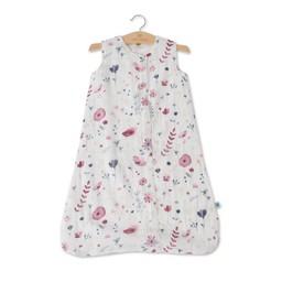 Little Unicorn Little Unicorn - Cotton Muslin Sleep Bag, Fairy Garden