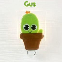 Veille Sur Toi Veille sur Toi - Glass Nightlight Cactus Gus