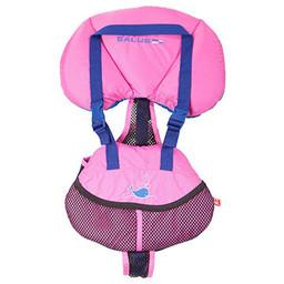 Salus Salus, Bijoux - Veste de Flottaison pour Bébé/Baby Flotation Vest, 9-25lbs, Rose/Pink