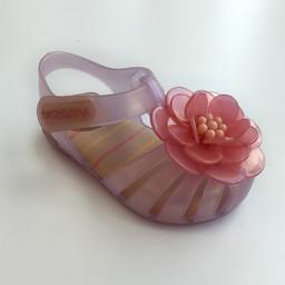 Zaxy Zaxy - Sandales pour Filles Flower Baby, Rose Pâle