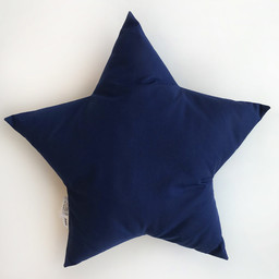 The Butter Flying The Butter Flying - Decorative Cushion, Navy Star
