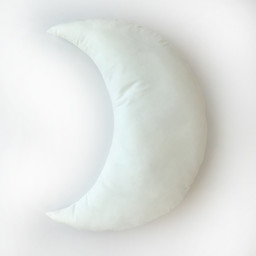 The Butter Flying The Butter Flying - Decorative Cushion, Natural Moon