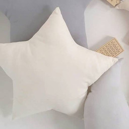 The Butter Flying The Butter Flying - Decorative Cushion, Natural Star