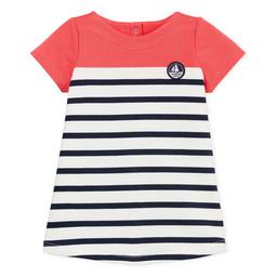 Petit Bateau Petit Bateau - Stripes Dress