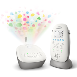 Philips Avent Philips AVENT - Moniteur Audio pour Bébé avec Projection d'Étoiles