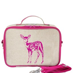 So Young So Young - Lunch Box, Pink Fawn