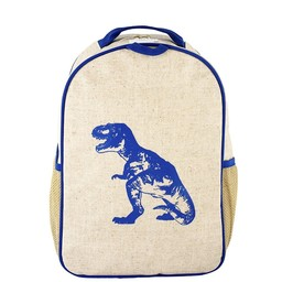 So Young So Young - Toddler Backpack, Blue Dino