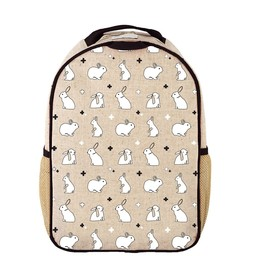 So Young So Young - Toddler Backpack, Bunny Tile