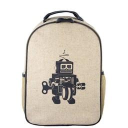 So Young So Young - Sac à Dos pour Enfants, Robot Gris