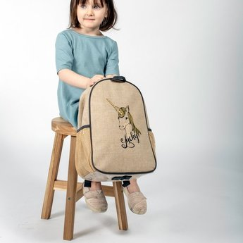 ad1459b245da So Young - Toddler Backpack, Lucky Unicorn