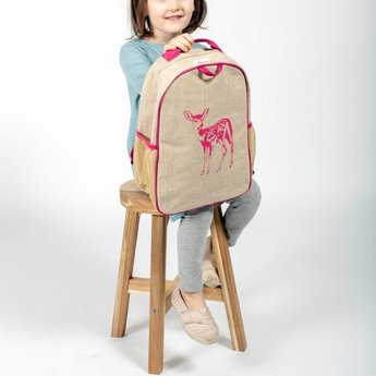 442804af6a0f So Young - Toddler Backpack, Pink Fawn