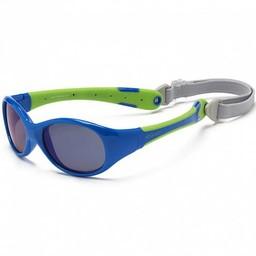 Koolsun Koolsun - Flex Sunglasses, Blue Lime