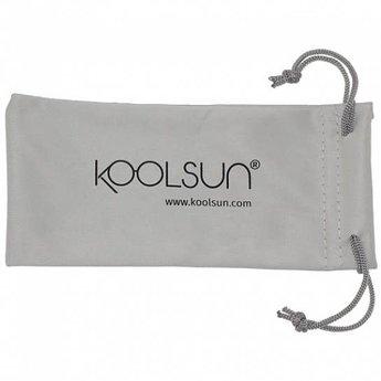 Koolsun Koolsun - Lunettes de Soleil Flex, Blanc Aqua