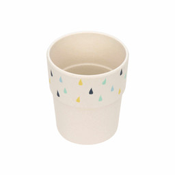 Lassig Lässig - Bamboo Mug for Baby, Little Water Whale