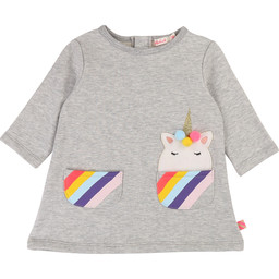 Billieblush Billieblush - Unicorn Pocket Dress