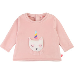 Billieblush Billieblush - Unicorn Cat Sweater