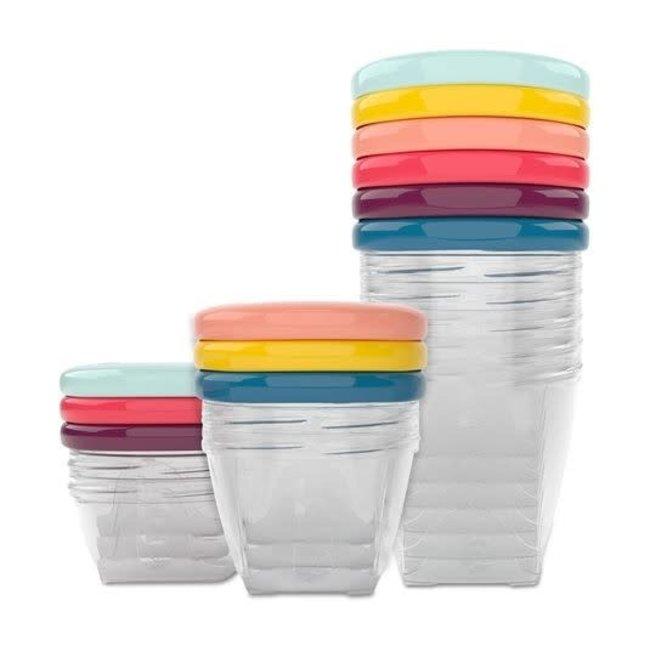 Babymoov Babymoov - Plastic Bowl for Babies, Multi Set