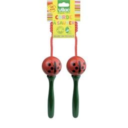 Vilac Vilac - Skipping Rope, Ladybug