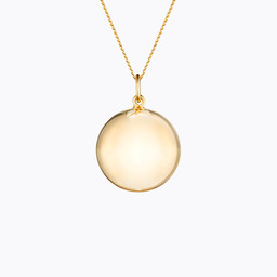 Ilado Ilado - Harmony Maternity Necklace, Yellow Gold with Chain