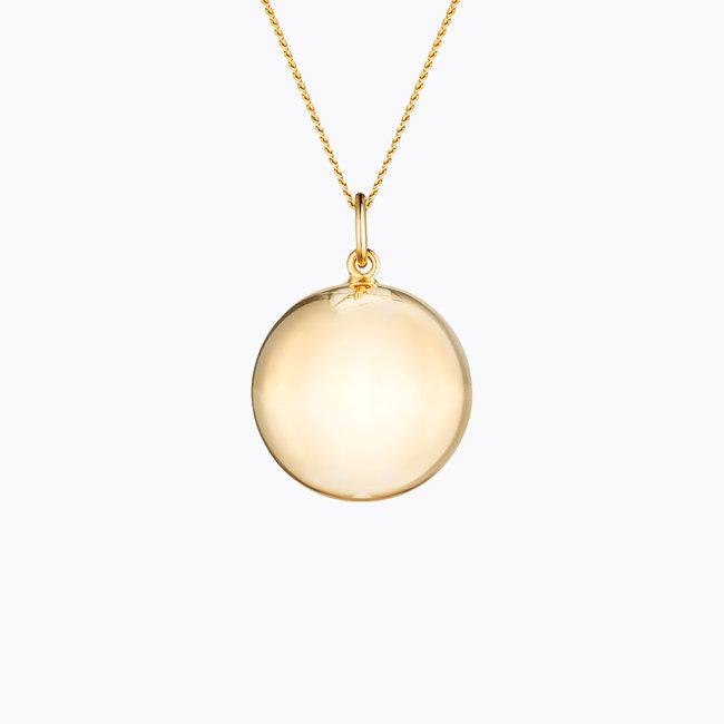Ilado Ilado - Harmony Maternity Necklace, Yellow Gold with Chain