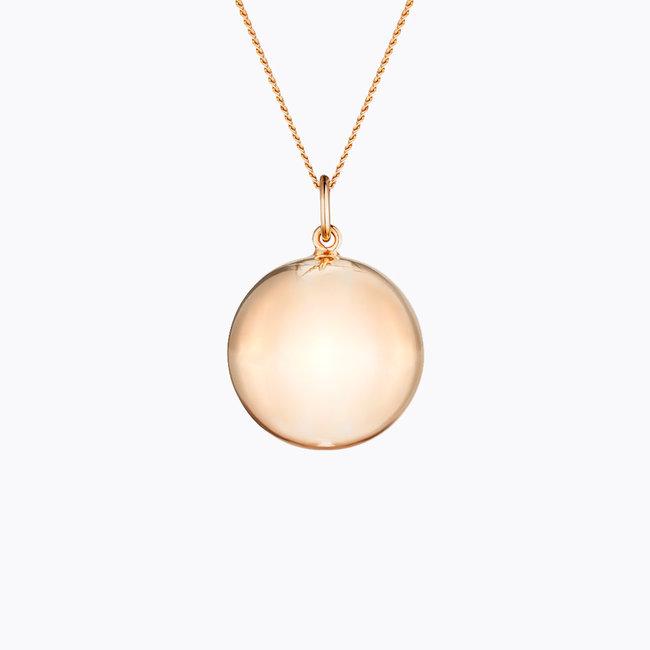 Ilado Ilado - Harmony Maternity Necklace, Rose Gold with Chain
