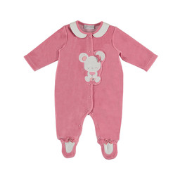 Mayoral Mayoral - Bows Baby Mouse Pajama