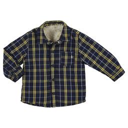 Mayoral Mayoral - Layered Check Overshirt