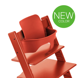 Stokke Stokke - Baby Set for Tripp Trapp High Chair without Harness 2018, Orange