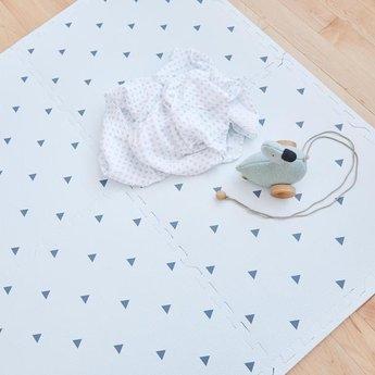 Coco Village Coco Village - Playmat, Grey Triangles