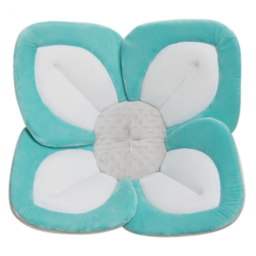 Blooming Baby Blooming Baby - Blooming Bath Lotus, Seafoam and White