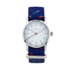 Millow Millow - Sky Watch, Space Me Silver Buckle