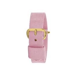 Millow Millow - Bracelet de Montre, Rose Malabar Boucle Or