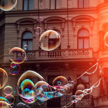 Tuban Tuban - Giant Bubble Wand Pro, Cloud