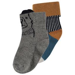 Noppies Noppies - Pack of 2 pairs of Albemarle Socks