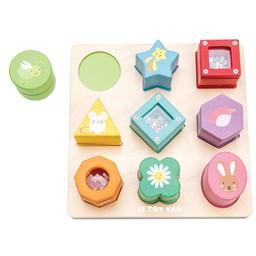 Le Toy Van Le Toy Van - Jeu Éveil des Sens Petilou