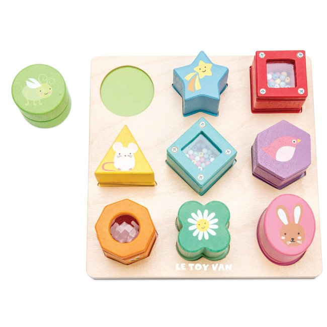 Le Toy Van Le Toy Van - Big Petilou Sensory Shapes