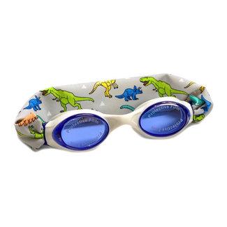Splash Swim Splash Swim - Lunettes de Piscine, Dinosaure
